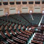 Parlament RP - poseł Krzysztof Mieszkowski